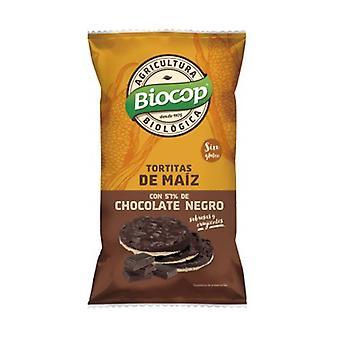 Mörk choklad majs pannkakor 95 g