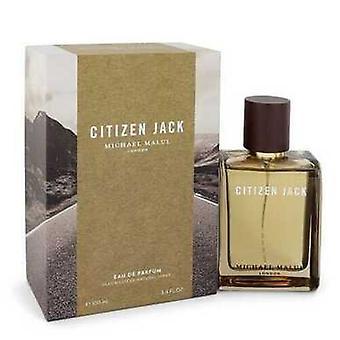 Citizen Jack Michael Malul By Michael Malul Eau De Parfum Spray 3.4 Oz (men) V728-551270