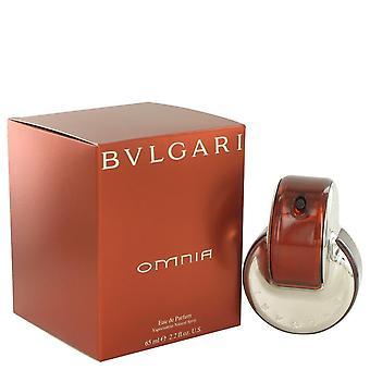Omnia Eau De Parfum Spray By Bvlgari 2.2 oz Eau De Parfum Spray