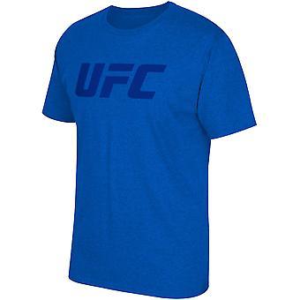UFC 235 Tonal Logo T-Shirt - Royal