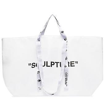 "Commercial ""SCULPTURE"" Logo Sac tote"