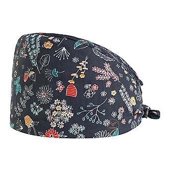 Βαμβακερό καπέλο για εργασίες μαγειρικής