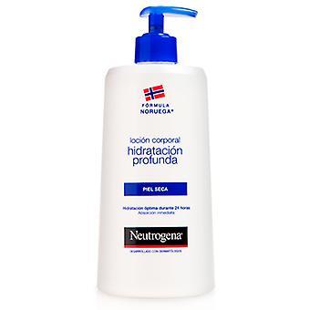 Neutrogena Deep Moisture Loción Hidratante Corporal dry skin 400 ml