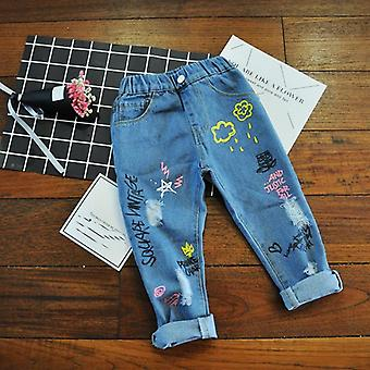Children's Clothing Jeans Trouser