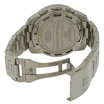T-Touch Expert Pilot Titan Mens Watch T0134204405700