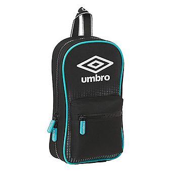 Pencil Case Backpack Umbro Artico Black