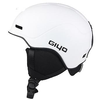 Cálido snowboard seguridad invierno casco deportivo al aire libre
