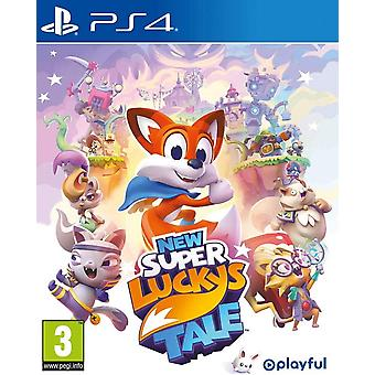 Novo Super Lucky''s Tale PS4 Game