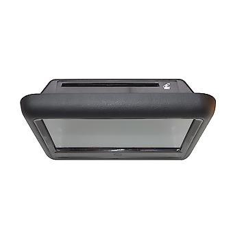 Nvidia PNI DB900 svart mediebil med 9-tums pekskärm, DVD-spelare, SD- och USB-kortplats, tillämplig på nackstödet