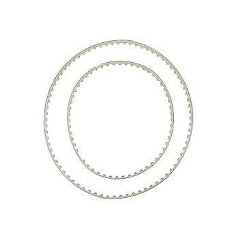 2PCS Pool Cleaner Belt Kit Small and Large 9-100-1017 Replacement Parts