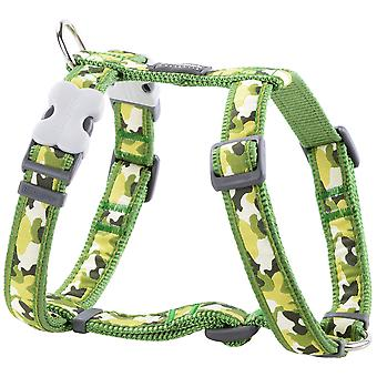 Red Dingo Petral Rd Style Camouflage (Dogs , Collars, Leads and Harnesses , Harnesses)