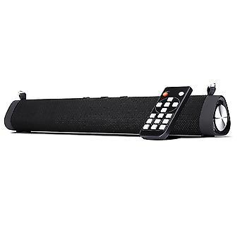 Altoparlante portatile bluetooth sound bar per computer