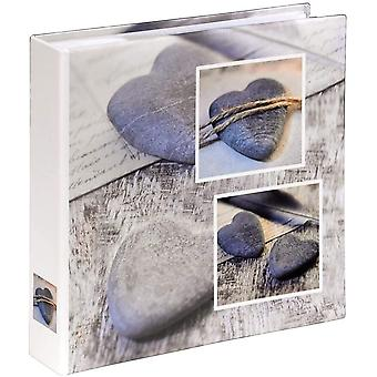 FengChun Einsteckalbum Cantania (Fotoalbum für 200 Fotos im Format 10x15 cm, Album zum Einstecken,