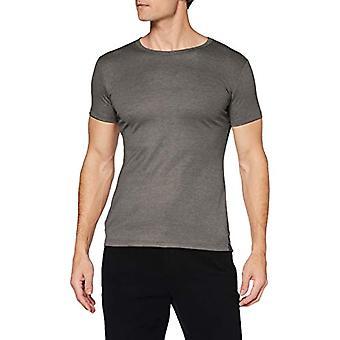 Trigema 602201 T-Shirt, Melange di Cachi, L Uomo