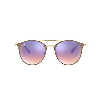 Ray-Ban Rb 3546 Sunglasses, Brown (Brown/gold), 49 mm Unisex-Adult(2)