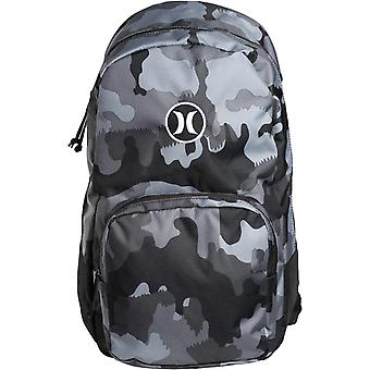Hurley Bloke Printed Backpack in Camo Green