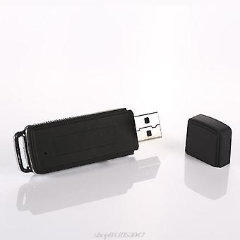 Rechargeable Mini Usb Flash Drive Enregistrement Dictaphone 70hr Voix Numérique