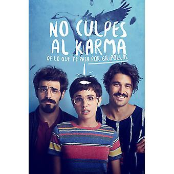 No importar de Estados Unidos de Culpes Al Karma De Lo Que Te Pasa Por [DVD]
