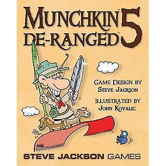 Munchkin 5 nepríčetná farba