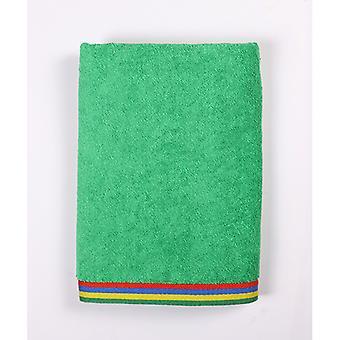Serviette de plage Benetton Kids Coton Curl tissu (70 x 140 cm)