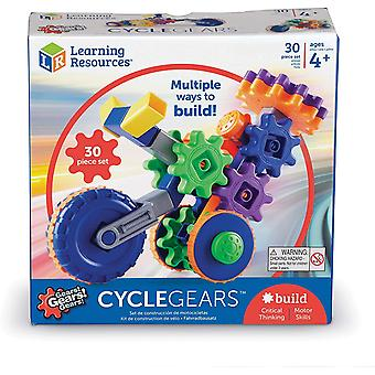 Learning Resources CycleGears Building Set