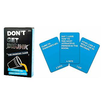 Gift Republic Don't Get Drunk Card Game