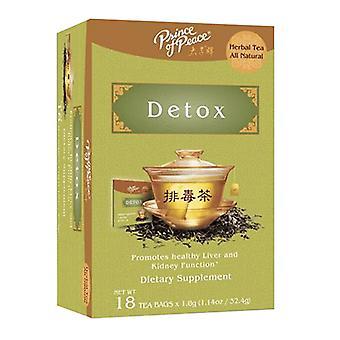 Prince Of Peace Detox Tea, 18 Bags