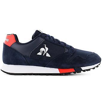 Le Coq Sportif Manta - Men's Shoes Blue 2110031 Sneakers Sports Shoes