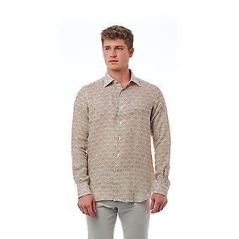 Beige Bagutta-tröja för herrar