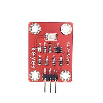 Solenergi Ultrafiolett Intensitet Modul Dc 3.3-5v For Arduino / bringebær Pi