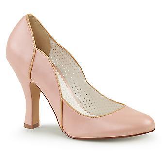 Pin zapatos de mujer's up B. cuero sintético rosa