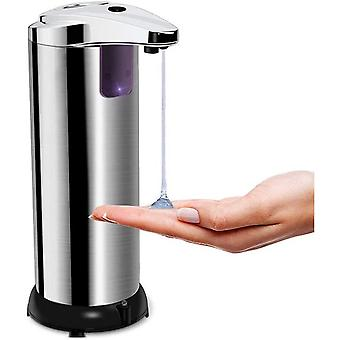 Automatic Soap Dispenser With Waterproof Base,for Kitchen And Bathroom