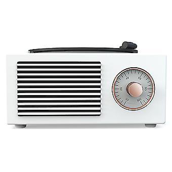 Mini wireless bluetooth gift speaker(White)