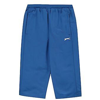 Slazenger Three Quarter SL Woven Shorts Junior Boys