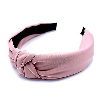 Rosa diadem - tygklätt
