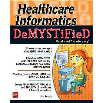 Informatique de santé DeMYSTiFieD (Soins infirmiers démystifiés)