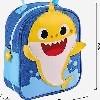 Child Toilet Bag Baby Shark Blue