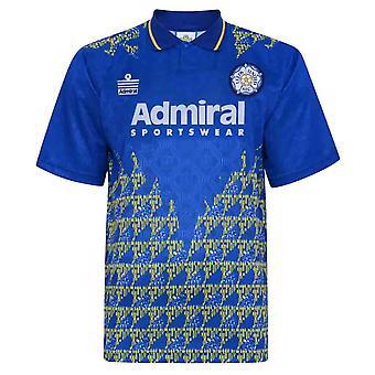 Leeds United 1993 Admiral Away shirt