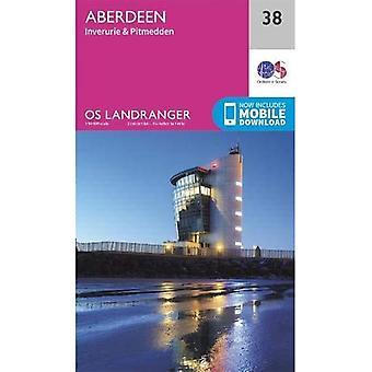 Aberdeen (OS Landranger)