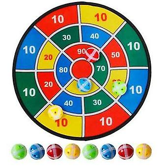 Children Dart Board Target Ball Sticky Cloth Darling Darts Sports Indoor And Outdoor Toys