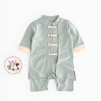 Kinesisk beklædningsgenstand traditionelt tøj, buksedragt