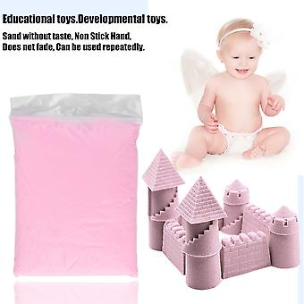 100g super lichtgewicht diy kinderen kinderen educatieve zand klei 3d kinderen speelgoed