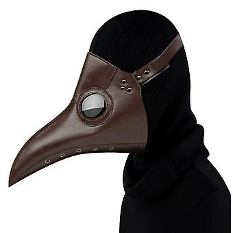 Halloween Plague Doctor Mask For Halloween Party