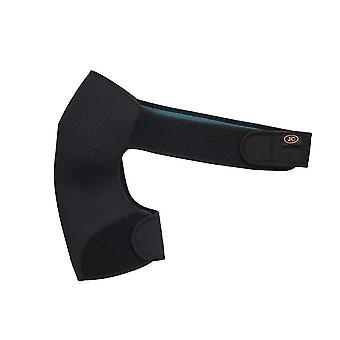 Attelle d'épaule respirante Enveloppant réglable Protecteur d'épaule Soins orthopédiques s'adapte à gauche
