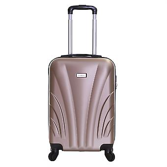 Slimbridge Ferro 55 cm valise dur, Champagne