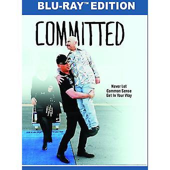 Committed [Blu-ray] USA import
