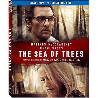 Zee van bomen [Blu-ray] USA import