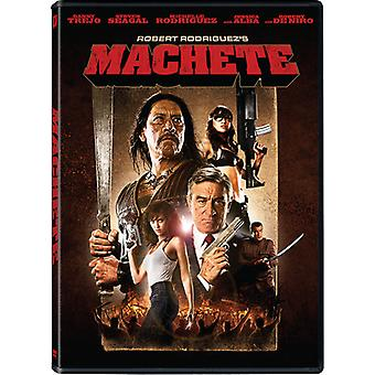 Machete [DVD] USA import