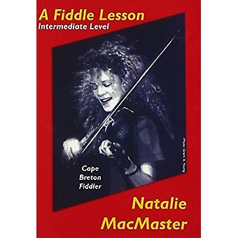 Natalie Macmaster - A Fiddle Lesson [DVD] USA import