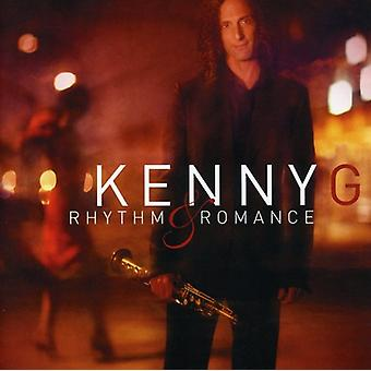 Kenny G - ritme & Romance [CD] USA import